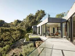 Ex Machina House Location Beverly Hills House By Walker Workshop