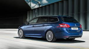 peugeot estate cars for sale peugeot 308 gt 2014 takes on golf gti by car magazine