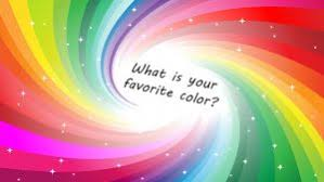 favourite colour name the world s most popular colour and have it named after you