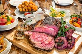 Standing Rib Roast Per Person by In Defense Of Prime Rib 10 Great Cuts In New York City Eater Ny