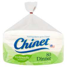 chinet plates chinet classic white dinner paper plates 10 3 8 32 count