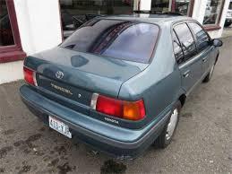 toyota car insurance phone number 1994 toyota tercel for sale classiccars com cc 1029873
