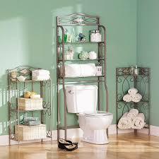 Corner Bathroom Shelves Wire Shelving Wonderful Wicker Bathroom Shelf Shower Shelves