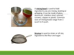 Kitchen Utensils And Tools by Baking Tools And Equipment