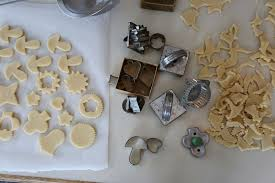 a small tradition baking czech christmas cookies