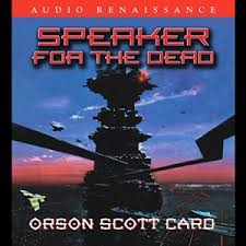 cool speaker for the dead orson card audiobook free