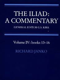the iliad a commentary volume 4 books 13 16 oral tradition homer
