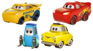 cars characters yellow funko debuts cars 3 pops