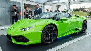 Lamborghini Huracan Gold - revealed the lamborghini huracán lp 610 4 spyder u2013 eftm