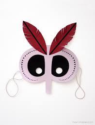 printable halloween masks printables
