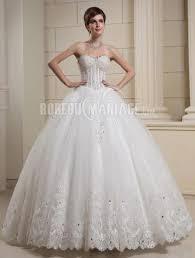 robe de mari e princesse pas cher robe de mariée princesse bustier robe de mariée pas cher