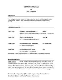 Best Text For Resume by Best 25 Good Objective For Resume Ideas On Pinterest Career