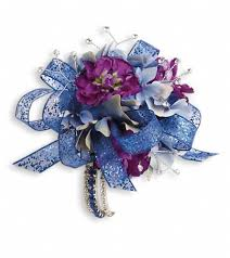 corsage flowers feel the beat corsage by flowers n more in pittsfield il