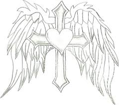 coloring pages of crosses kevmey me
