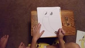 how to draw a banana peel in 4min easy youtube