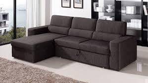 Home Theater Sleeper Sofa Amazon Com Black Brown Clubber Sleeper Sectional Sofa Right