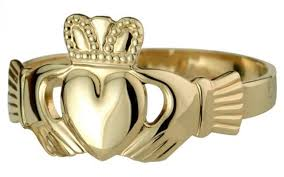 claddagh ring galway men s claddagh rings for s day irishcentral
