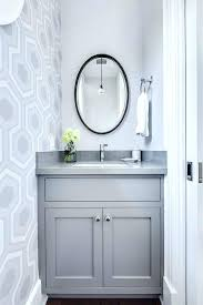 small powder room sinks small powder room small powder room gray with pebble quartz sinks