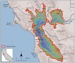 san francisco delta map coastal modeling system cosmos 2 1 san francisco bay
