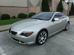 2005 bmw 6 series problems 2005 bmw 6 series 645ci 2dr coupe in springdale ar jon dellinger