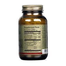 solgar skin nails u0026 hair adv msm 60 tablets evitamins com