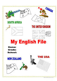 14 free esl english file worksheets