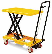 scissor lift table hydraulic mobile as i lift equipment ltd