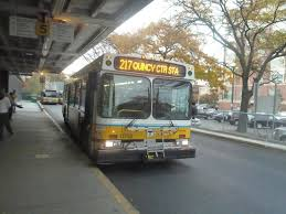 Boston Mbta Bus Map by Miles On The Mbta 217 Quincy Center Station Ashmont Station