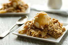 apple pear crumble apple pear crisp recipe my baking addiction
