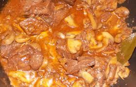 cuisiner boeuf bourguignon boeuf bourguignon recette dukan pl par fanie37 recettes et forum