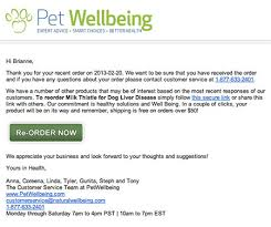 Business Letter Format Sent Via Email The 9 Emails Your Business Should Be Sending Verticalresponse Blog