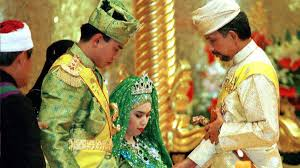 sultan hassanal bolkiah wives royal weddings around the world the globe and mail