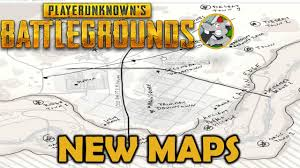 United States Snow Map by Playerunknown U0027s Battlegrounds New Maps Desert And Snow Ping