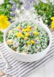 easy southern pea salad the seasoned mom
