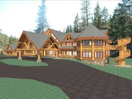 luxury log homes plans webshoz com