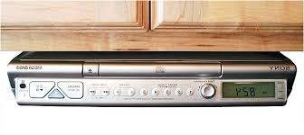 under cabinet stereo cd player kitchen stereo under cabinet inspirational sony under cabinet stereo