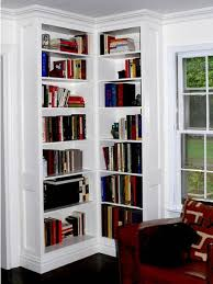 Corner Bookcase Custom Made Built In Corner Bookcases By Stuart Home Improvement