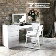 white contemporary dressing table modern bedroom vanity tables modern bedroom dressing table tables