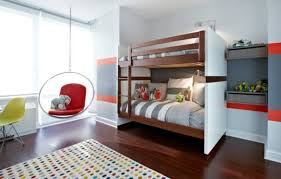 Modern Bunk Beds For Boys Bedrooms Room For Sleepovers 50 Modern Bunk Bed Ideas