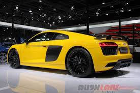 price of an audi r8 v10 audi r8 v10 plus features price in india auto expo 2016