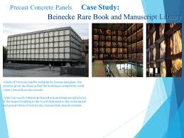 beinecke rare book and manuscript library precast concrete panels ppt video online download