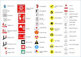 How To Read A Floor Plan Symbols Design Elements Fire And Emergency Planning How To Draw An