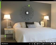 paint color chelsea gray and contrasting lighter color