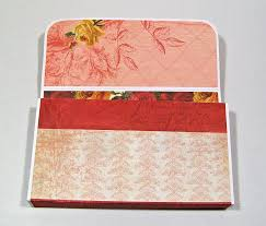 wallet size photo album j b designs feminine clutch photo wallet sneak peak