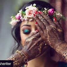 henna makeup beautiful bridal henna makeup and hair http gs p3wg