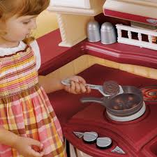 Kitchen Sets For Kids Step 2 Lifestyle Partytime Kitchen Kids Play Kitchen Step2