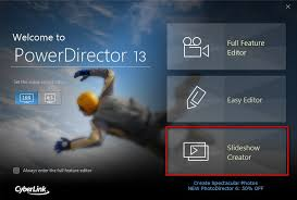 powerdirector slideshow templates create a slideshow with your travel photos cyberlink