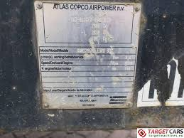 atlas copco xams286md air compressor 17000l m 8 6bar compressors