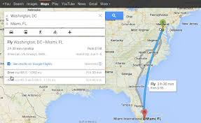 map search directions cost 2 drive maps follows c2g s lead adds flights to