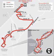 washington dc metro map national harbor a between national harbor the mgm casino and alexandria it